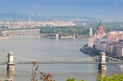 Parlamento di Budapest Immagine Stock Libera da Diritti