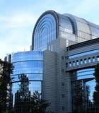 Parlamento Europeo Fotos de archivo libres de regalías