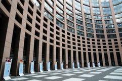 Parlamento Europeo Fotografia Stock