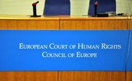 Parlamento Europeo Immagine Stock Libera da Diritti