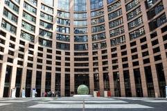 Parlamento Europeo Fotografia Stock Libera da Diritti