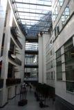 Parlamento Europeo en Bruselas fotos de archivo libres de regalías