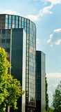 Parlamento Europeo Strasburgo Fotografia Stock Libera da Diritti