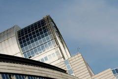 Parlamento Europeu Bruxelas Imagem de Stock
