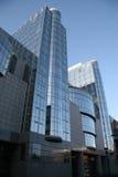 Parlamento Europeu em Bruxelas Imagem de Stock Royalty Free