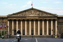 Parlamento nazionale francese. Fotografia Stock