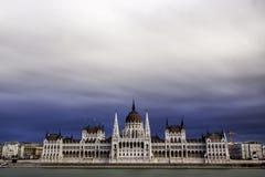 Parlamento ungherese Fotografie Stock