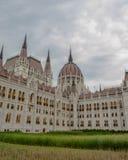 Parlamento ungherese, Budapest Fotografia Stock Libera da Diritti