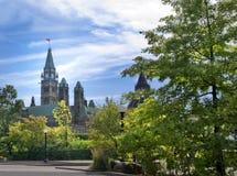 Parlaments-Gebäude Stockfoto