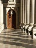 Parlaments-Gebäude, Victoria Stockfotos