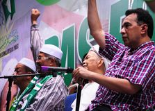 13. Parlamentswahl 2013 Malaysias Stockbilder