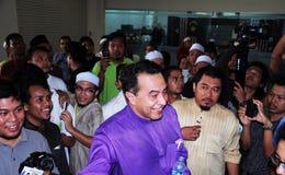 13. Parlamentswahl 2013 Malaysias Lizenzfreies Stockbild