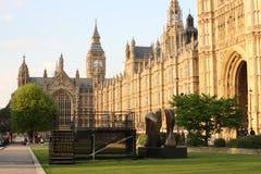 Parlamentu kwadrat 3 Zdjęcie Royalty Free