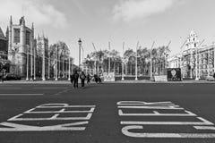 Parlamentu kwadrat Obrazy Stock