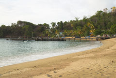 Parlatuvier bay beach, Tobago Stock Images