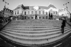 Parlement de la Bretagne - Rennes Images stock