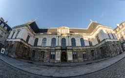 Parlement de la Bretagne - Rennes Photo libre de droits