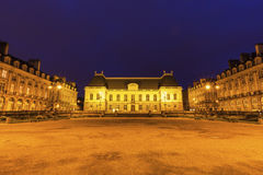 Parlement di Bretagna a Rennes Fotografie Stock
