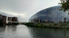 Parlement européen photo stock