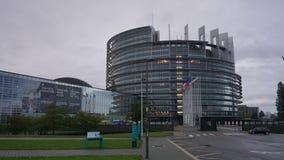 Parlement européen Stock Image