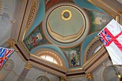 Parlementsgebouw Royalty-vrije Stock Foto's