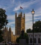 Parlementsgebouw in Londen royalty-vrije stock afbeeldingen