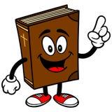Parler de mascotte d'école de bible illustration libre de droits