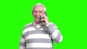 Parler première génération gentil au téléphone portable clips vidéos
