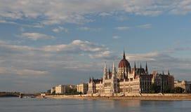 Hungary parliament , Budapest Royalty Free Stock Image