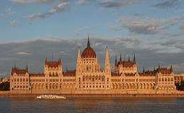 Hungary parliament , Budapest Stock Photography