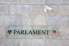 Parliament Royalty Free Stock Photography