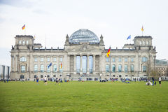 Parliament  in Berlin Stock Image