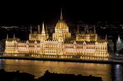 Parliament, Budapest Royalty Free Stock Image