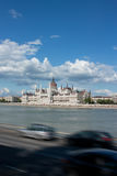 The Parliament in Budapest Stock Images