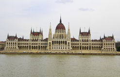 Parliament, Budapest Royalty Free Stock Photo