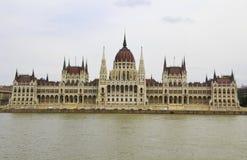 Parliament, Budapest Royalty Free Stock Photo