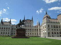 Parliament in Budapest. Build, administration, architecture Stock Photo