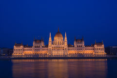 Parliament Budapest Stock Photography