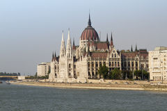 Parliament in Budapest, Hungary, Europe Stock Images
