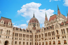 Parliament in Budapest. Hungary Stock Images