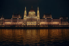 Parliament, Budapest Stock Photography
