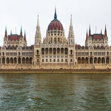 Parliament in Budapest Stock Photos