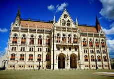 Parliament of Budapest Stock Images