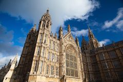 Parliament building Royalty Free Stock Photo