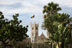 The Parliament Building in Barbados Royalty Free Stock Images
