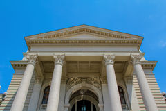 Parliament building in Belgrade Royalty Free Stock Photography
