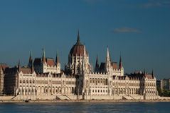 Parliament Building, Budapest Royalty Free Stock Images