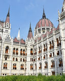 Parliament building, Budapest Royalty Free Stock Photo