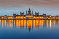 Parliament building, Budapest Stock Photography