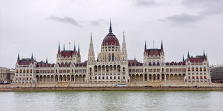 Parliament building in Budapest. Stock Images